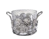 Arthur Court Ice/Wine Buckets - Grape