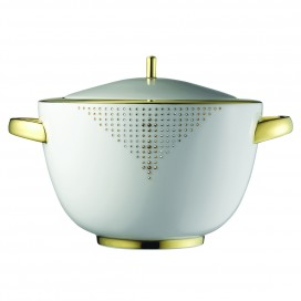 Prouna Adonis Covered Vegetable Bowl / Soup Tureen