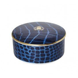 Prouna Alligator Colors Sapphire Jewelry Box
