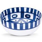Dansk Arabesque blue white DW small AP BOWL