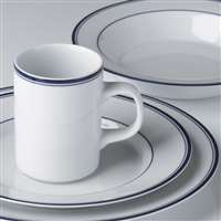 Dansk ALLEGRO BLUE DW 4 PIECE PLACE SET