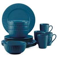 Dansk BURBS covered medium BLUE DW 16PPS