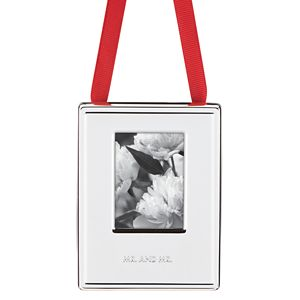 Kate Spade DARLING POINT MR AND MR ORNAMENT FRAME