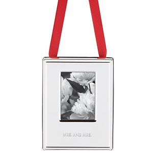 Kate Spade DARLING POINT MRS AND MRS ORNAMENT FRAME