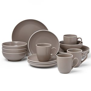 Dansk KISCO DW 16PC SET - TAUPE