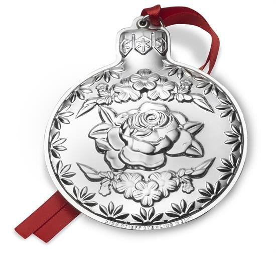 Kirk Stieff 2017 Kirk Stieff Repousse Ball Ornament - 9th Edition