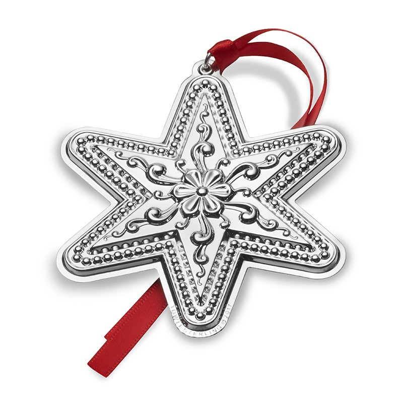 Towle 2017 Star Ornament - 21st Edition