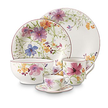 Villeroy And Boch Mariefleur Basic