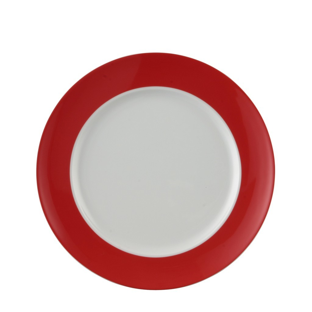 Rosenthal Sunny Day Red Dinnerware