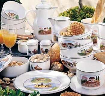 Villeroy And Boch Design Naif