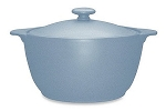 Colorwace Ice Covered Casserole Dish