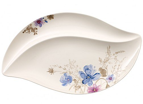 Villeroy And Boch Mariefleur Grey Special Serve Salad