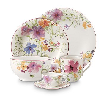 Villeroy And Boch Mariefleur