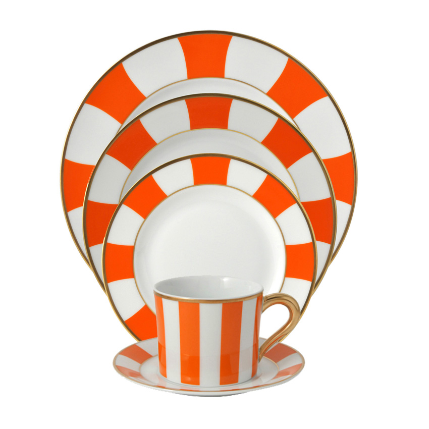 Bernardaud GALERIE ROYALE ORANGE