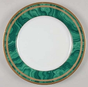 Christian Dior China Gaudron Malachite Dinner