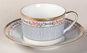 Christian Dior China Dior Rose Saucer