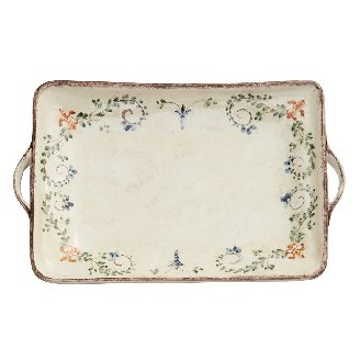 Arte Italica Medici Large Tray with Handles