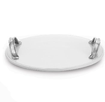 Arte Italica Tuscan Round Cheese Tray