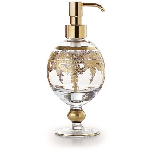 Arte Italica Baroque Gold Soap Pump
