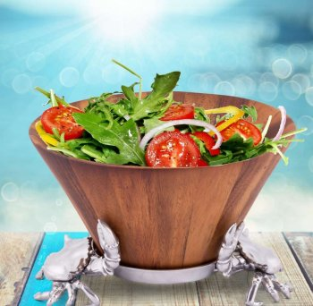 Arthur Court Salad Bowls GIFTS