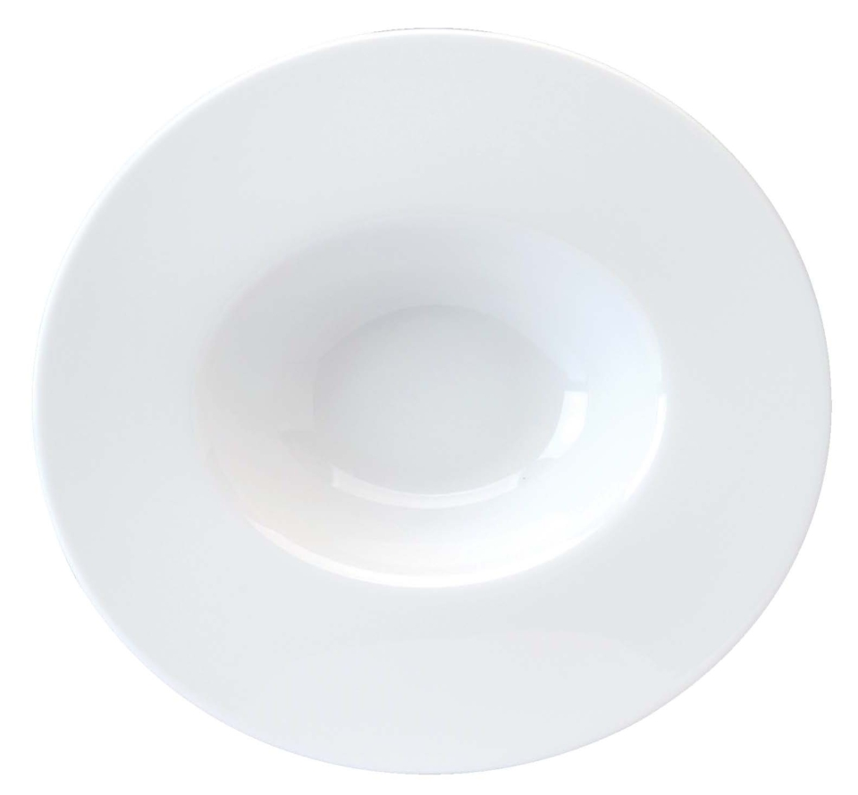 Philippe Deshoulieres Epure white Cereal deep plate
