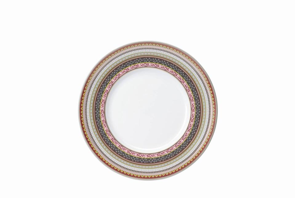 Philippe Deshoulieres Ispahan dinner plate
