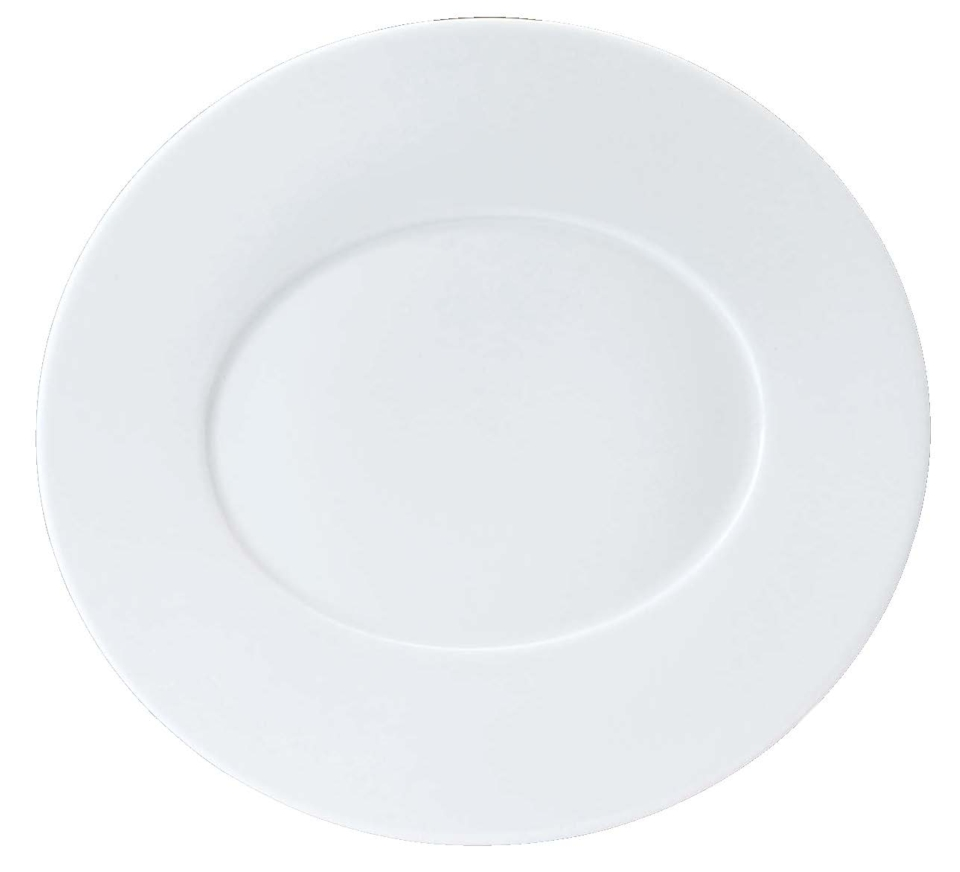 Philippe Deshoulieres Epure white Dessert plate