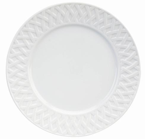 Philippe Deshoulieres Louisiane extra white dinner plate