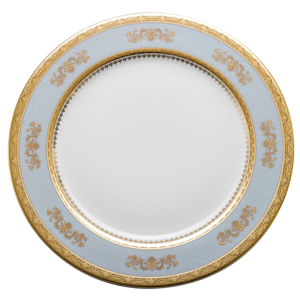 Philippe Deshoulieres Orsay powder blue serving plate