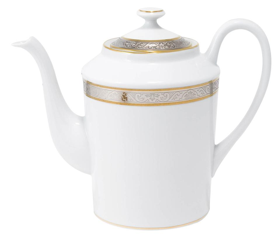 Philippe Deshoulieres Orleans round coffee pot