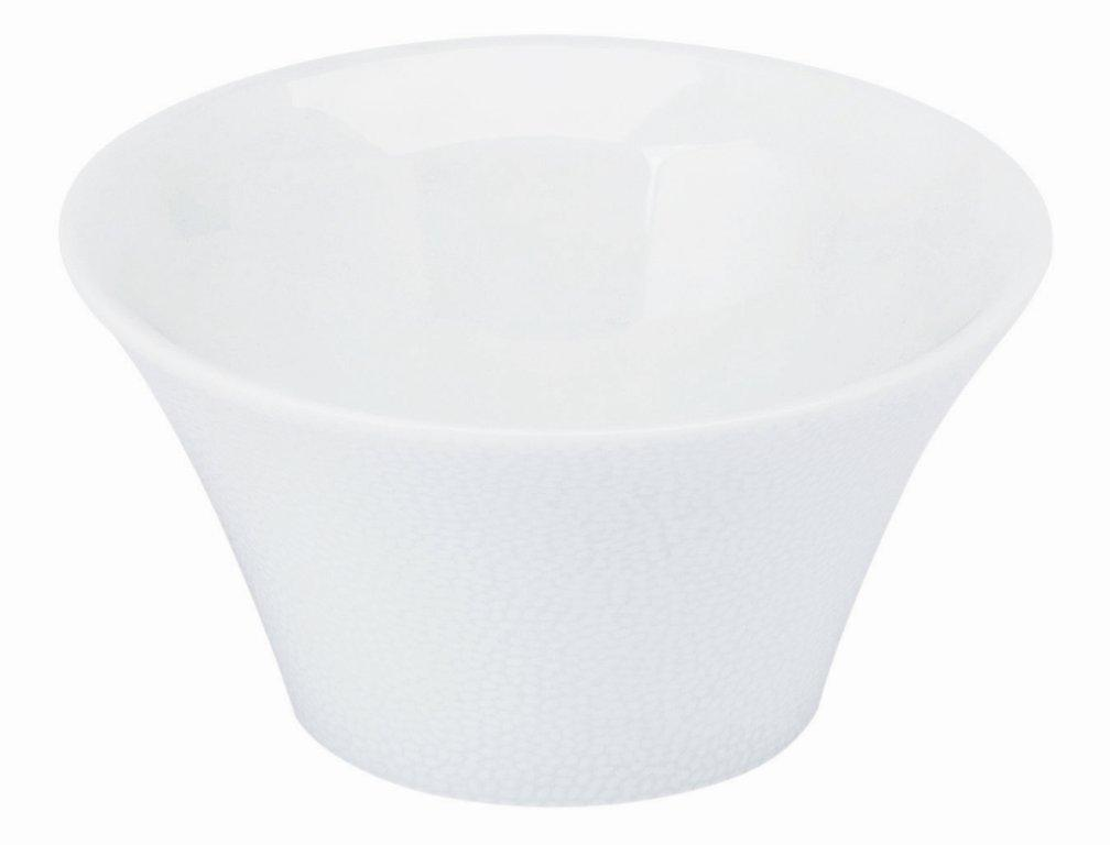 Philippe Deshoulieres Seychelles white mini cream bowl