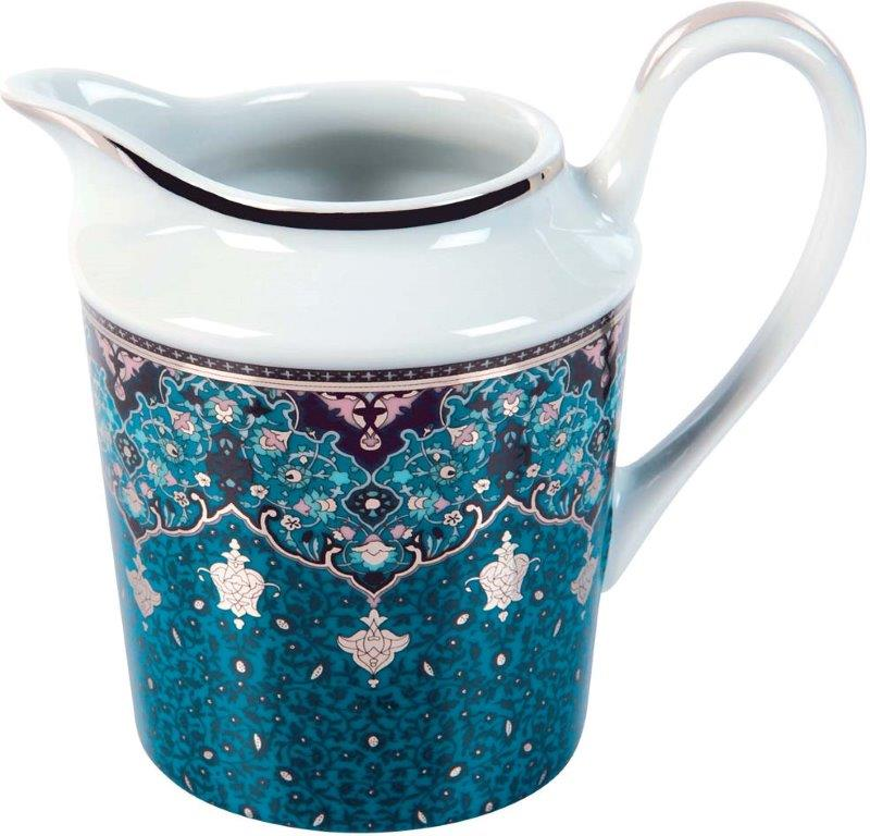 Philippe Deshoulieres Dhara Peacock creamer