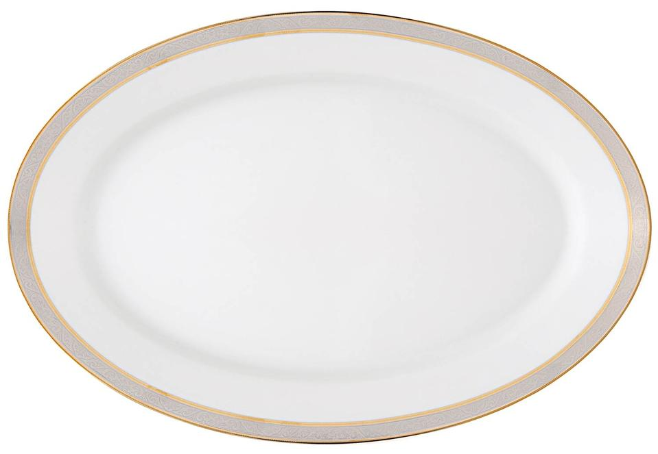 Philippe Deshoulieres Orleans oval platter