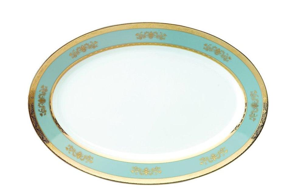 Philippe Deshoulieres Corinthe oval platter