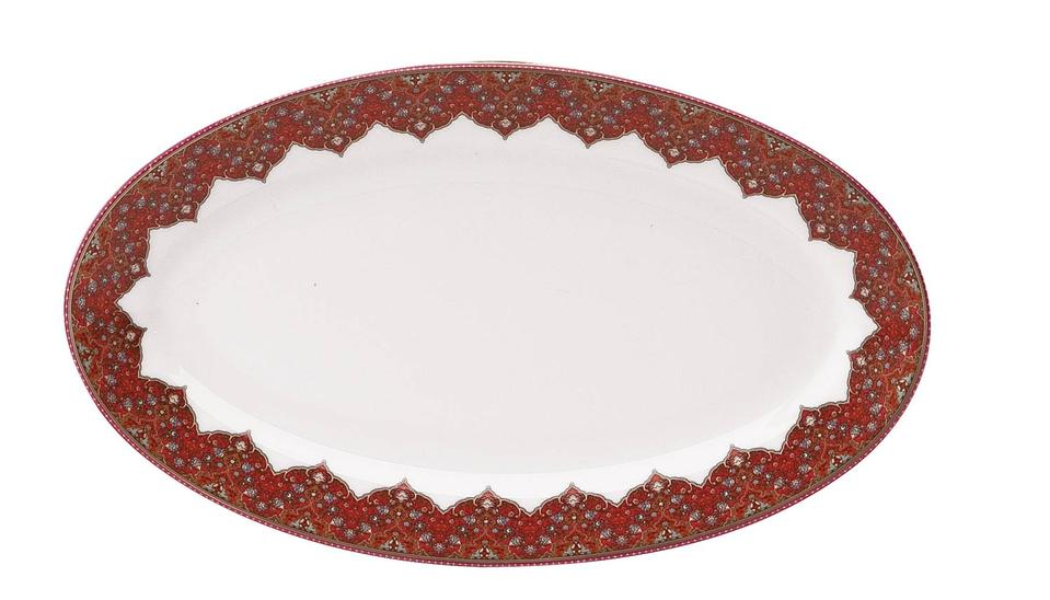 Philippe Deshoulieres Dhara red relish dish