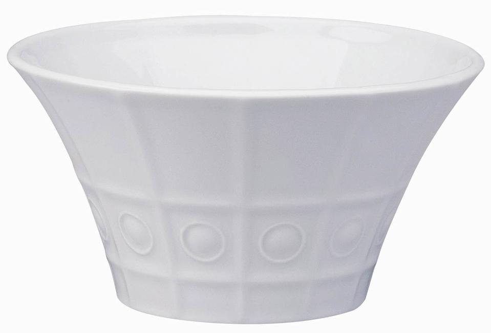 Philippe Deshoulieres Osmose extra white cream cup