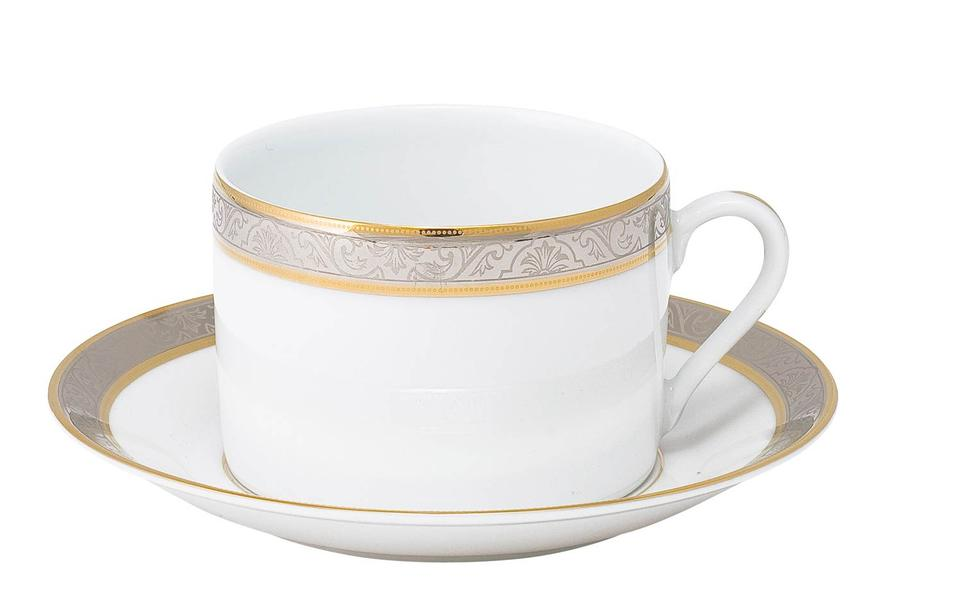 Philippe Deshoulieres Orleans breakfast saucer