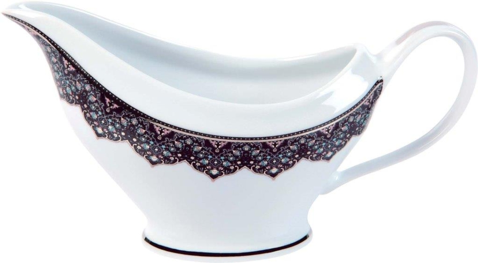 Philippe Deshoulieres Dhara Peacock sauce boat