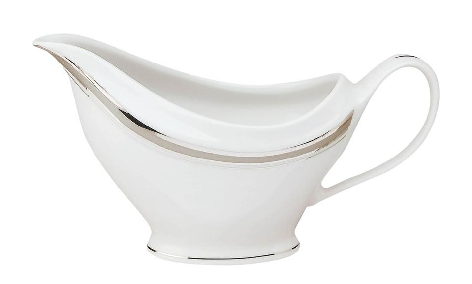Philippe Deshoulieres Excellence grey sauce boat