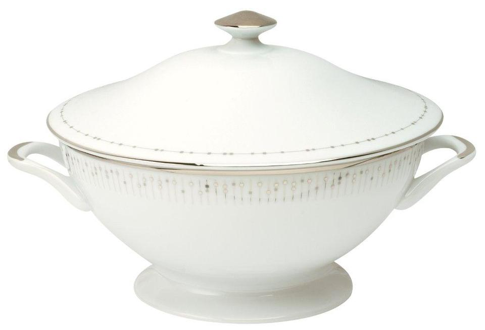 Philippe Deshoulieres Carrousel footed soup tureen