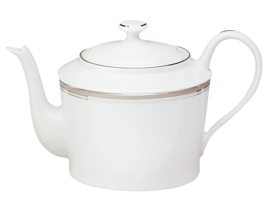 Philippe Deshoulieres Excellence grey round tea pot