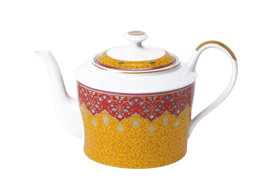 Philippe Deshoulieres Dhara red tea pot