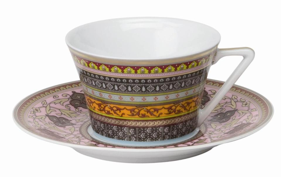 Philippe Deshoulieres Ispahan tea cup