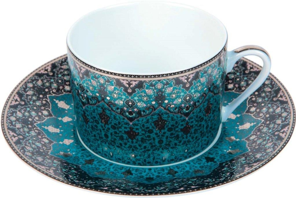 Philippe Deshoulieres Dhara Peacock tea cup