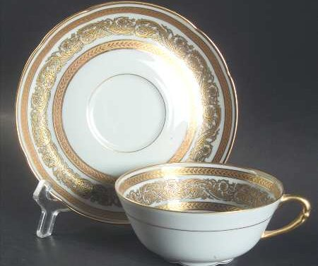 Bernardaud VENDOME GOLD Dinnerware