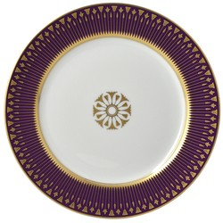 Bernardaud Soleil Levant Assorted Salad Plates - 8.3 In - Set Of 4