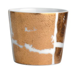 Bernardaud Gold Leaf Tumbler Small Sp Order