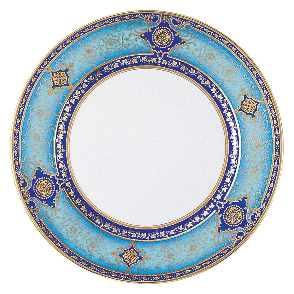 Bernardaud Grace Dinner Plate - 10.2 In