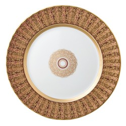Bernardaud Eventail Dinner Plate - 10.2 In