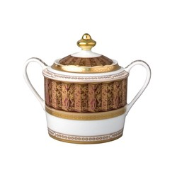 Bernardaud Eventail Sugar Bowl